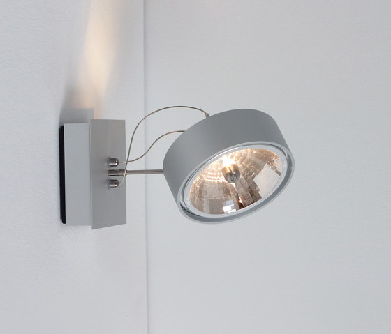 MAX MONO by Buschfeld Design | Wall-mounted spotlights