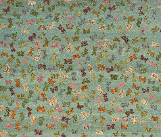 Gamba   Little Butterfly von Jan Kath   Formatteppiche