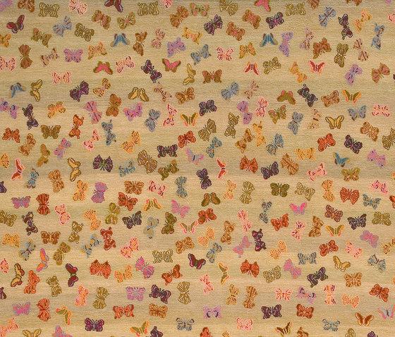 Gamba | Little Butterfly von Jan Kath | Formatteppiche