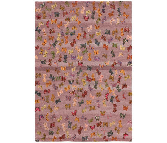 Gamba | Little Butterfly by Jan Kath | Rugs