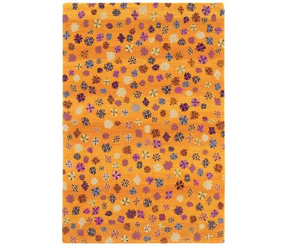 Gamba | Little Flowers von Jan Kath | Formatteppiche