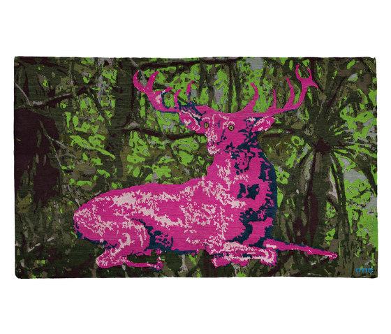 Gamba | Where is Bambi by Jan Kath | Rugs