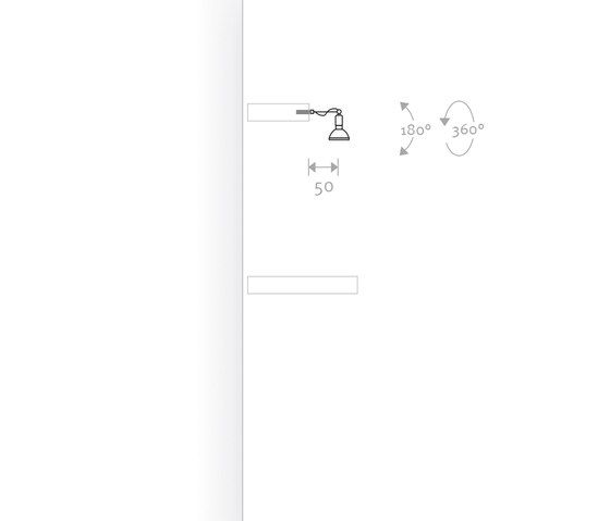 SPOT 5 by Buschfeld Design | Track lighting