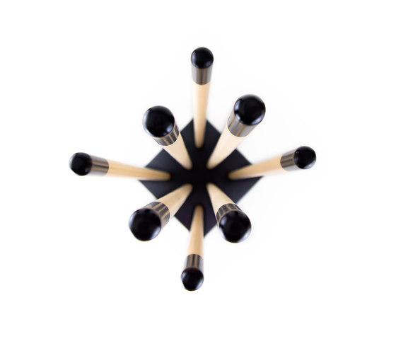 Stem - Coat stand by Matteo Gerbi Limited | Freestanding wardrobes