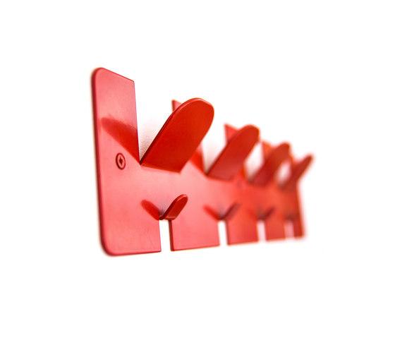 Comb - Coat Rack di Matteo Gerbi Limited | Ganci / Supporti