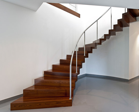 ZigZag Modern by Siller Treppen | Staircase systems