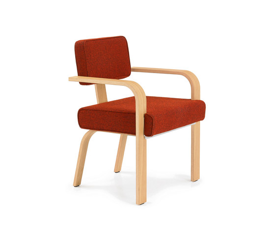 Dining Armchair Wood by VS | Visitors chairs / Side chairs