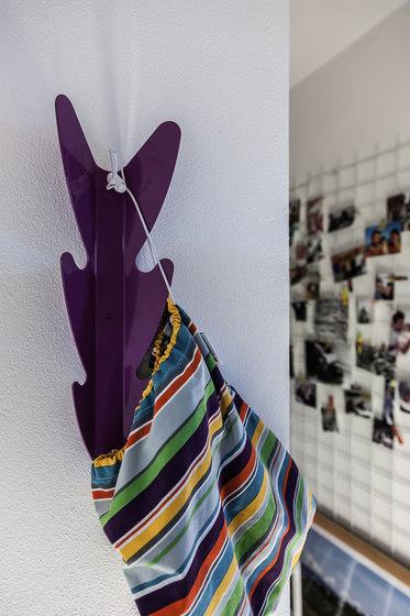 Leaf - Coat Rack by Matteo Gerbi Limited | Towel hooks