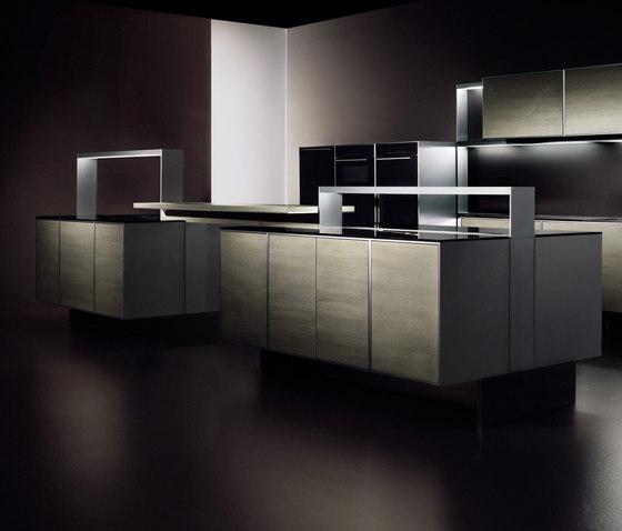 Porsche Design Kitchen Appliances: P'7340 By Poggenpohl