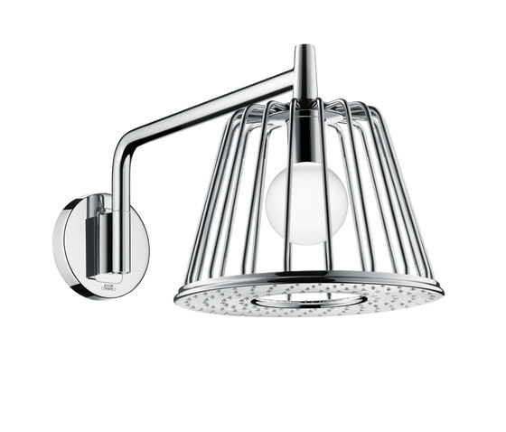 AXOR LampShower 1jet with shower arm by AXOR | Shower taps / mixers