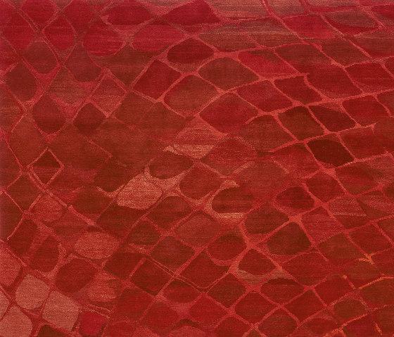 Origins | Snake von Jan Kath | Formatteppiche