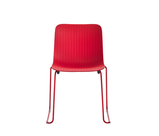 Dragonfly | Chair - sled base de Segis | Sillas