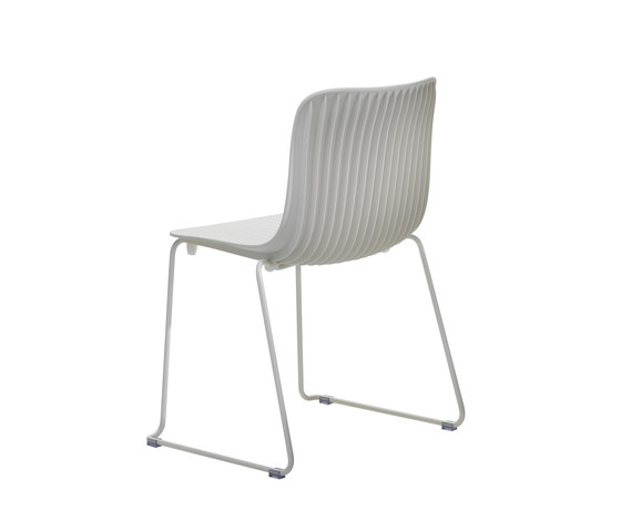 Dragonfly | Chair - sled base by Segis | Multipurpose chairs