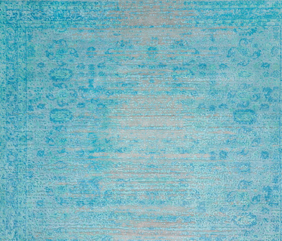 Bidjar | Bidjar Stomped Reverse by Jan Kath | Rugs