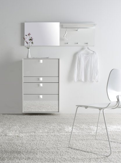 Modo by Sudbrock | Built-in wardrobes