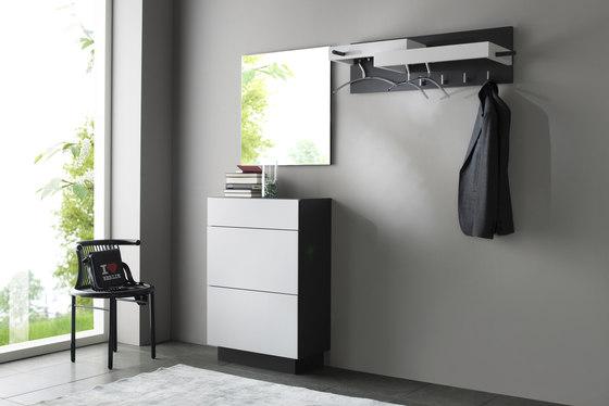 Nexus by Sudbrock | Built-in wardrobes