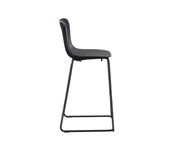 Dragonfly | Stackable stool de Segis | Taburetes de bar