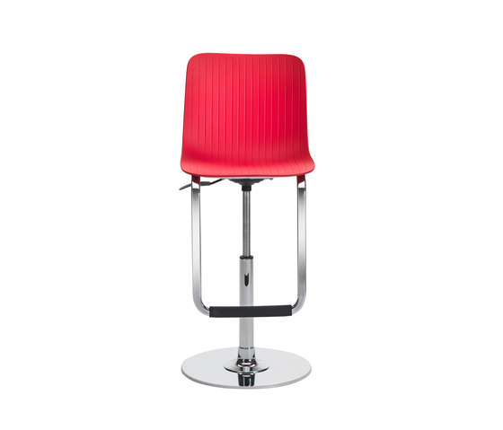 Dragonfly | Swivel stool adjustable height by Segis | Bar stools