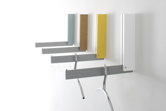 Sento + Select  Garderobenhaken S1 by Sudbrock | Coat hooks