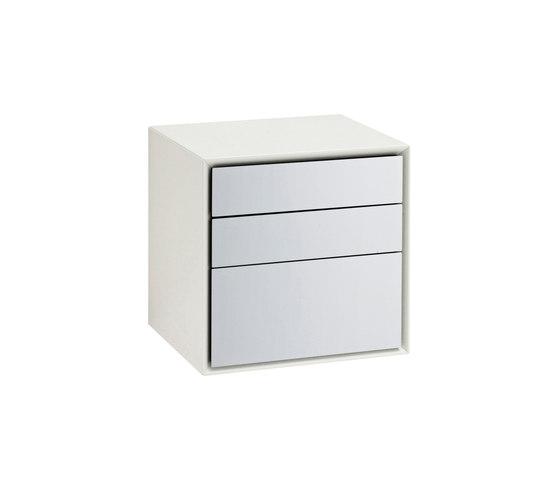 2R Cabinet System de Paustian | Carritos auxiliares