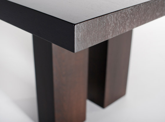 Lof Dining table elephant legs by Van Rossum | Dining tables