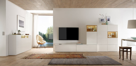 Sunday by Sudbrock | Wall storage systems