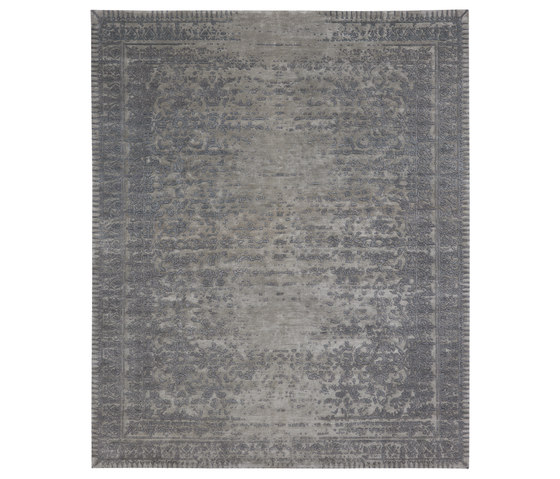 Erased Classic | Ferrara Stomped Reverse by Jan Kath | Rugs