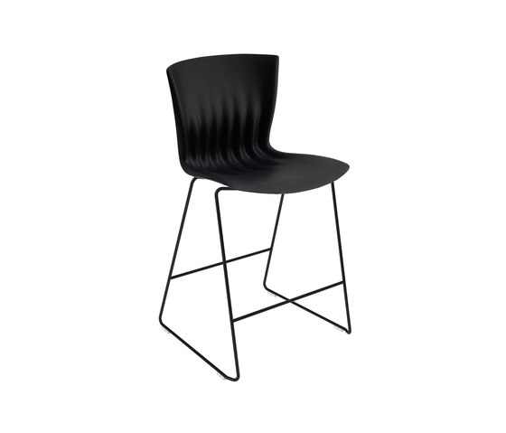 Ripple Chair counter height by Paustian | Bar stools