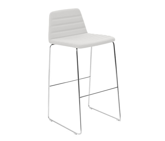 Spinal Chair 44 bar height by Paustian | Bar stools