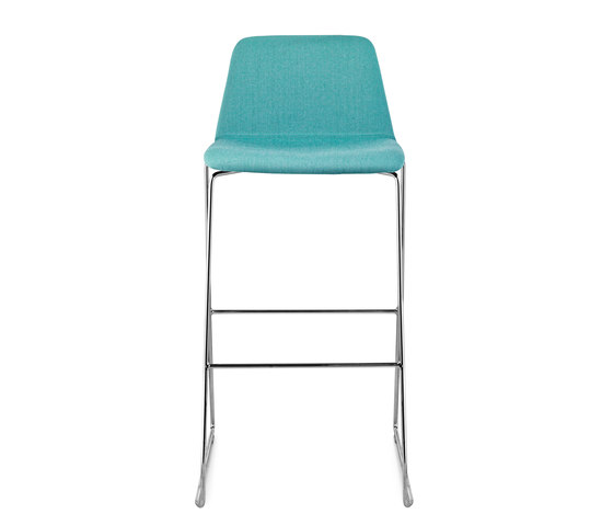 Spinal Chair 44 bar height by Paustian   Bar stools