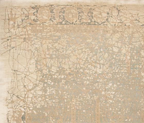 Erased Heritage | Tabriz Wooster Pleasure von Jan Kath | Formatteppiche