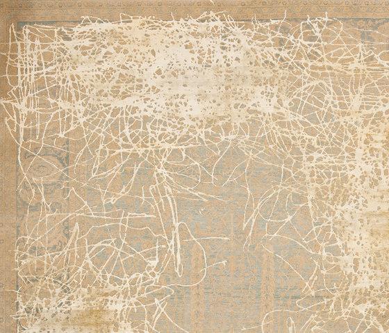 Erased Heritage | Tabriz Wooster Enjoy by Jan Kath | Rugs
