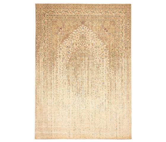 Erased Heritage | Tabriz Park Vendetta by Jan Kath | Rugs