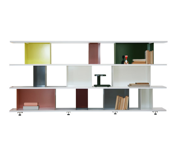 Stack Shelving System by Paustian | Office shelving systems