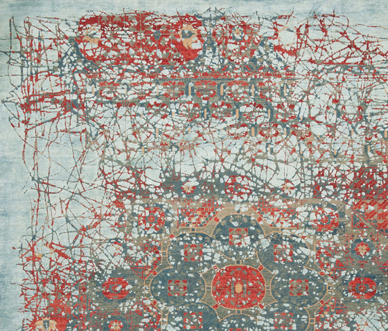 Erased Heritage | Mamluk Kensington Pleasure by Jan Kath | Rugs / Designer rugs