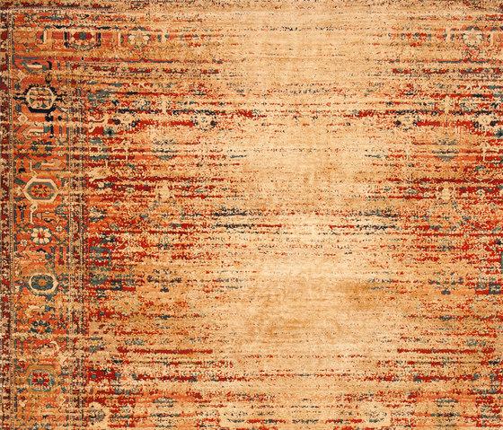 Erased Heritage | Bidjar Queensbury Stomped Reverse by Jan Kath | Rugs