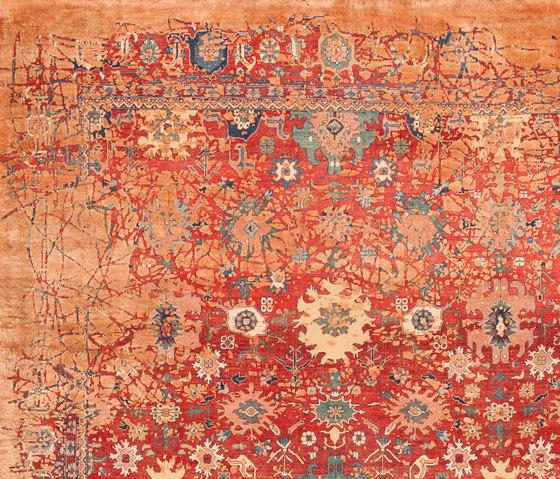 Erased Heritage | Bidjar Kingscross Pleasure von Jan Kath | Formatteppiche