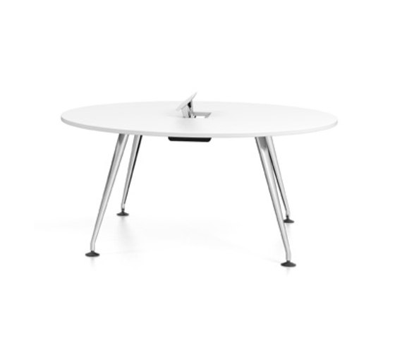 medamorph by vitra round visitor table round conference. Black Bedroom Furniture Sets. Home Design Ideas