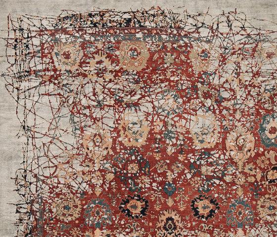 Erased Heritage   Bidjar Highate Pleasure by Jan Kath   Rugs