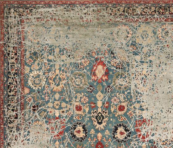 Erased Heritage | Bidjar Enjoy by Jan Kath | Rugs