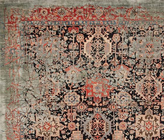 Erased Heritage | Bidjar Piccadilly Pleasure von Jan Kath | Formatteppiche