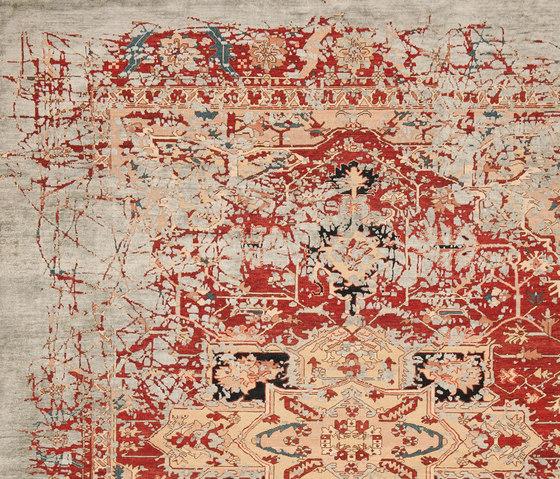 Erased Heritage | Serapi Victoria Pleasure by Jan Kath | Rugs