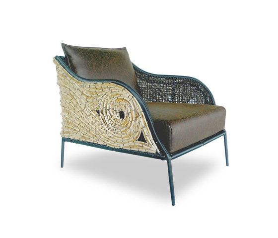 Ritual Mark armchair de Yothaka   Sillones