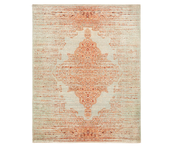 Erased Heritage | Tabriz Fashion Stomped by Jan Kath | Rugs / Designer rugs