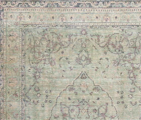Erased Heritage | Tabriz Monument Stripe by Jan Kath | Rugs