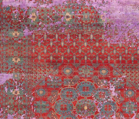 Erased Heritage | Mamluk Kensington Raved von Jan Kath | Formatteppiche