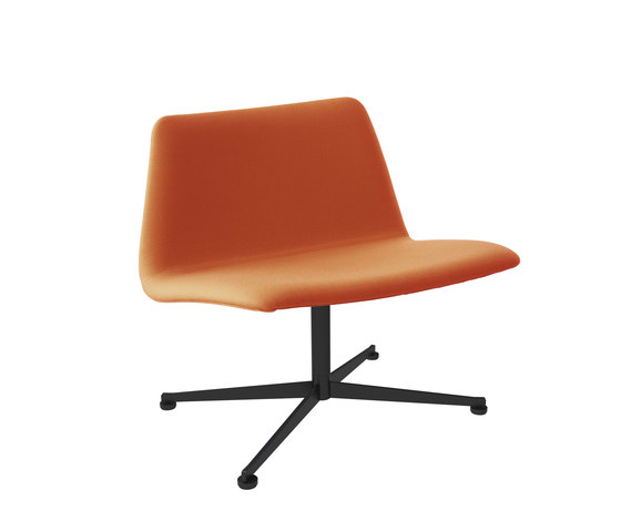 Spinal Chair 80 swivel base by Paustian | Lounge chairs