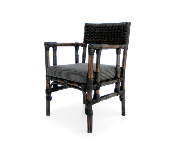 Kenya armchair de Yothaka | Sillas para restaurantes