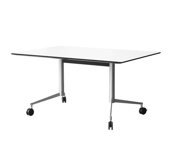 Spinal Table folding by Paustian | Contract tables