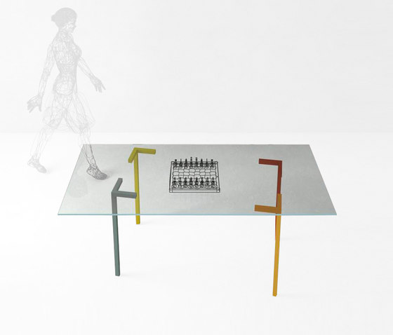 Axys_table by LAGO | Meeting room tables